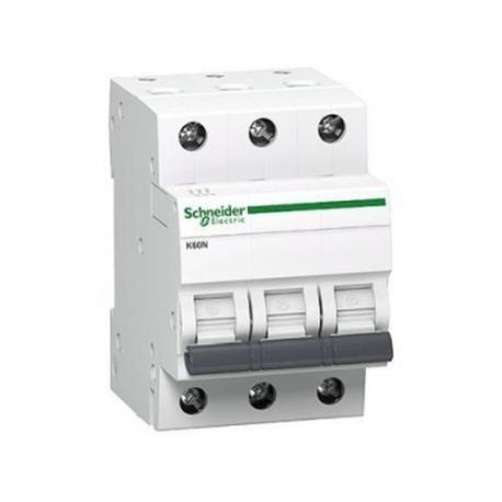 Wyłącznik nadprądowy Schneider K60N-B20-3 A9K01320 3P 20A AC