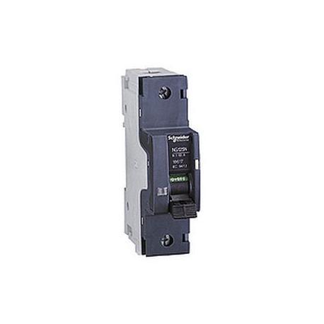 Wyłącznik nadprądowy Schneider NG125N-C63 18617 1P 63A AC