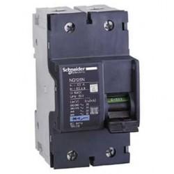 Wyłącznik nadprądowy Schneider NG125H-C16-2 18715 2P 16A AC