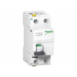 Wyłącznik różnicowoprądowy Schneider iID-AC100-63-2 A9Z12263 2P 63A 100mA AC