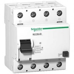 Wyłącznik różnicowoprądowy Schneider ID-B500-63-4 16759 4P 63A 500mA AC