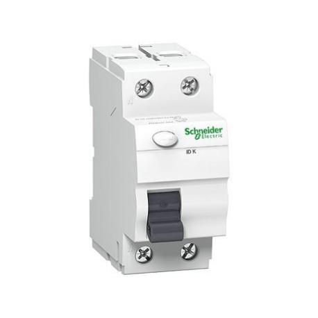Wyłącznik różnicowoprądowy Schneider IDK-A25-30-2 A9Z01225 2P 25A 30mA AC