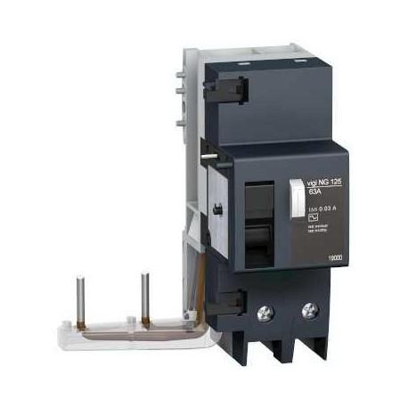 Wyłącznik różnicowoprądowy Schneider VIGING125-AC30-63-2 19000 2P 63A 30mA AC