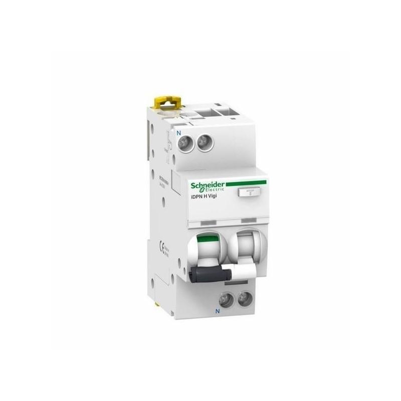 Wyłącznik nadmiarowoprądowy Schneider iDPNNVigi6000-AC30-B6-1N A9D55606 6 6A 30mA AC