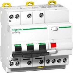 Wyłącznik nadmiarowoprądowy Schneider DPNNVIGI-SI30-C10-3N A9D33710 10 10A 30mA AC