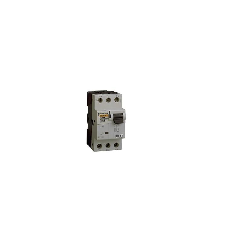 Wyłącznik silnikowy Schneider P25M-3P-0,16A 21100 3P 0,16A AC