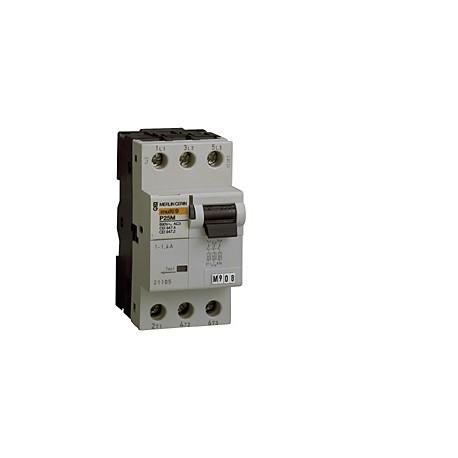 Wyłącznik silnikowy Schneider P25M-3P-1,6A 21105 3P 1,6A AC
