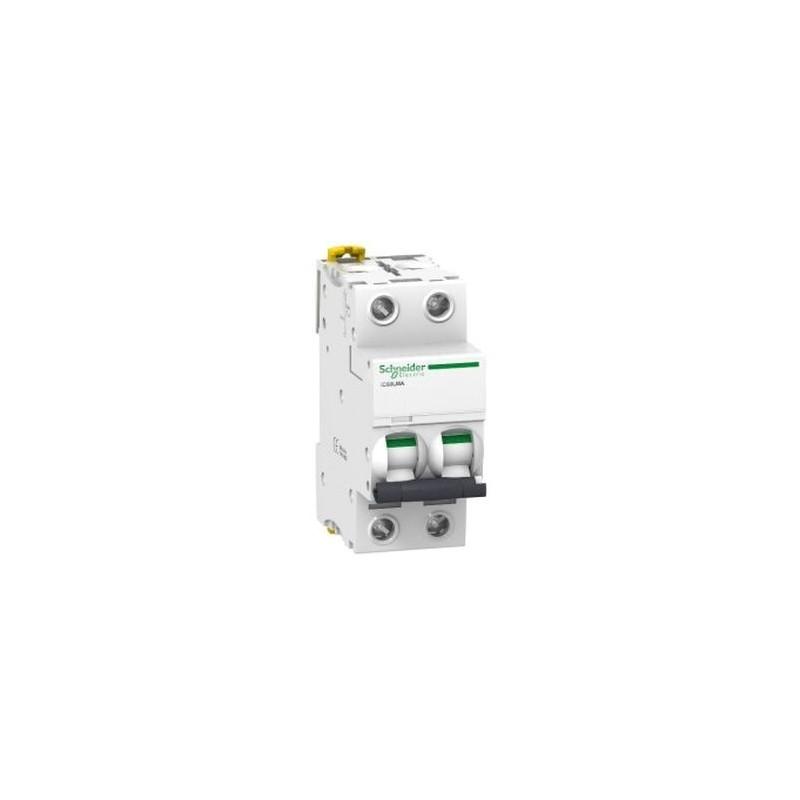 Wyłącznik silnikowy Schneider iC60L-MA1,6-2 A9F90272 2P 1,6A AC