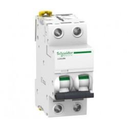 Wyłącznik silnikowy Schneider iC60L-MA2,5-2 A9F90273 2P 2,5A AC