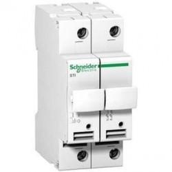 Podstawa bezpiecznikowa Schneider STI-2P-380V A9N15650 2P 20kA AC