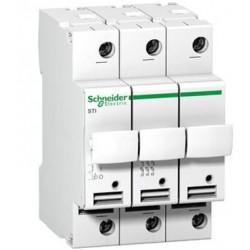 Podstawa bezpiecznikowa Schneider STI-3P-500V A9N15656 3P 120kA AC