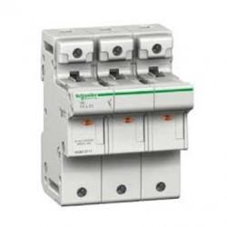 Podstawa bezpiecznikowa Schneider SBI-14x51-3P MGN15711 3P AC