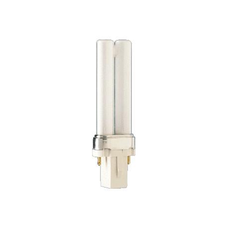 Świetlówka niezintegrowana Philips Master PL-S 840 2p G23 7 W