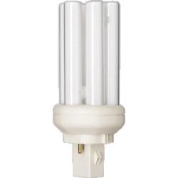 Świetlówka niezintegrowana Philips Master PL-T 840 2p G24d-2 18 W
