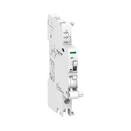 Styk sygnalizacji zakłócenia Schneider iSD A9A26927 240/415V AC 24/130V DC