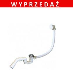 Syfon wannowy przel-spust sitko metalowe – Wyprzedaż