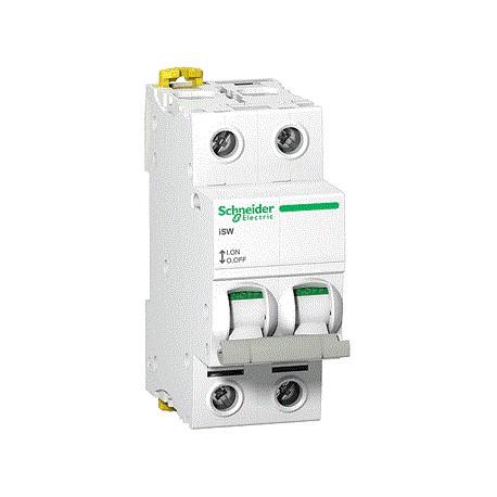 Rozłącznik modułowy Schneider iSW-63-2 A9S65263 2P 63A AC