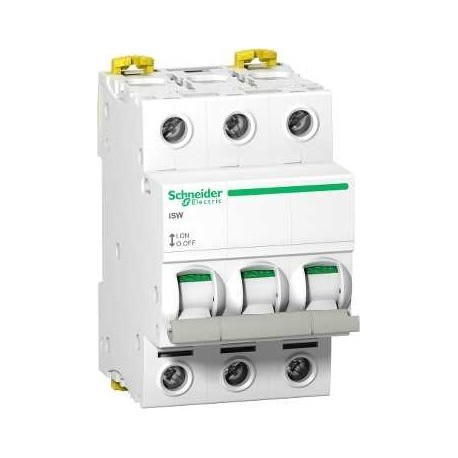 Rozłącznik modułowy Schneider iSW-125-3 A9S65392 3P 125A AC