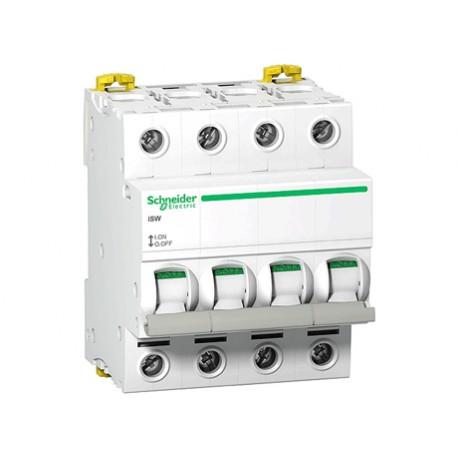Rozłącznik modułowy Schneider iSW-125-4 A9S65492 4P 125A AC