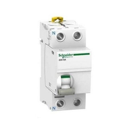 Rozłącznik modułowy wyzwalany zdalnie Schneider iSW-NA-63-1N A9S70663 1P + N 63A AC