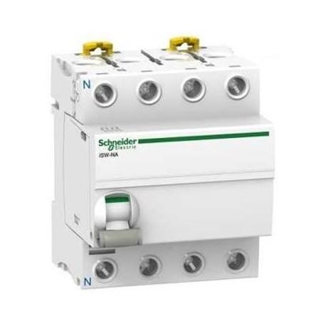Rozłącznik modułowy wyzwalany zdalnie Schneider iSW-NA-63-3N A9S70763 3P + N 63A AC