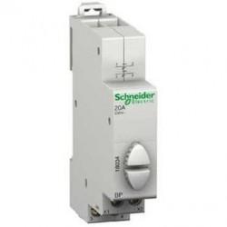 Przycisk modułowy Schneider iPB-podw-NO/NO A9E18035 20A AC