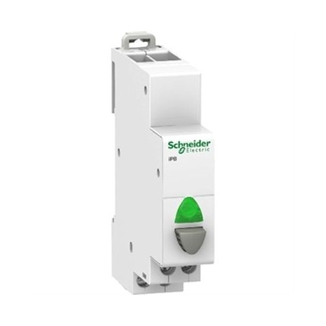 Przycisk modułowy Schneider iPB-poj-lamp-NO A9E18037 20A AC