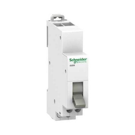 Przełącznik modułowy Schneider iSSW-2poz-1NO+1NC A9E18072 20A AC