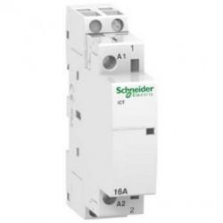 Stycznik modułowy Schneider iCT50-16/6-12-1NO A9C22011 1P 16A AC