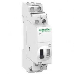 Przekaźnik impulsowy Schneider iTL-16-230...240/110-2 A9C30812 2P 16A