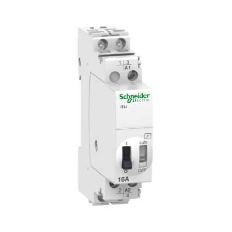 Przekaźnik impulsowy Schneider iTLI-16-12/6 A9C30015 1P 16A