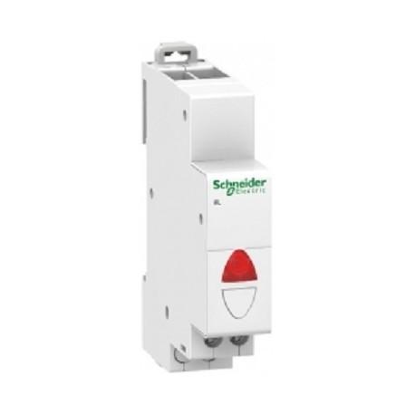 Lampka modułowa pojedyńcza zielona Schneider iIL 110/230V AC A9E18321