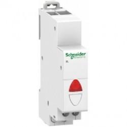 Lampka modułowa pojedyńcza biała Schneider iIL 110/230V AC A9E18322