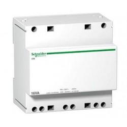 Transformator bezpieczeństwa Schneider iTR-bez-40/12-24 A9A15220 40VA 12-24V AC 230 V AC