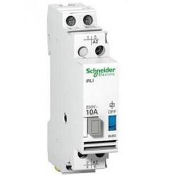 Przekażnik przełączalny Schneider iRLI A9E15538 10A Uc 12V AC Ue 230V AC