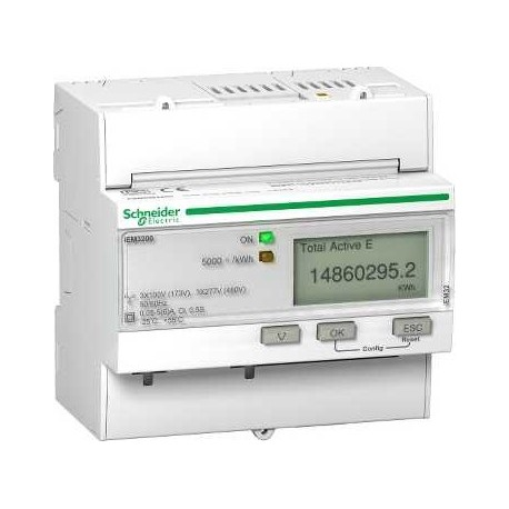 Licznik energi elektrycznej trójfazowy Schneider iEM3250 A9MEM3250 5A
