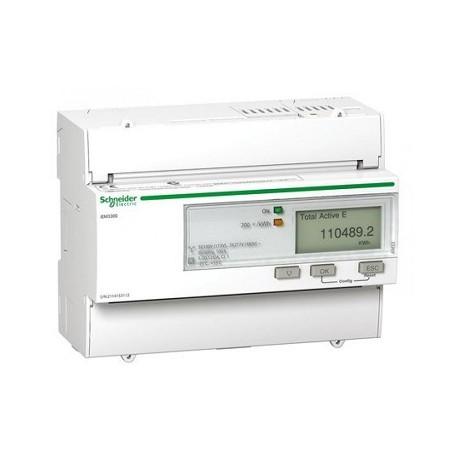 Licznik energi elektrycznej trójfazowy Schneider IEM3310 A9MEM3310 125A