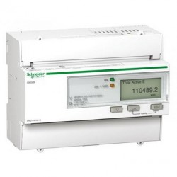 Licznik energi elektrycznej trójfazowy Schneider IEM3375 A9MEM3375 125A
