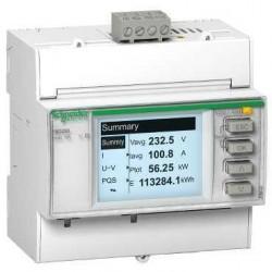 Miernik parametrów sieci Schneider PM3255 METSEPM3255 1/5A 100/480V AC 100/300V DC
