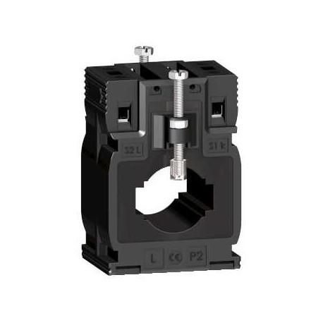 Przekładnik prądowy Schneider 150/5A 4VA na kabel fi27 szyna 10x32,15x25 METSECT5MA015