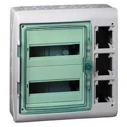 Tablica rozdzielcza natynkowa Schneider Kaedra z kasetą sterowania sKDR 2R 12M IP65 13971