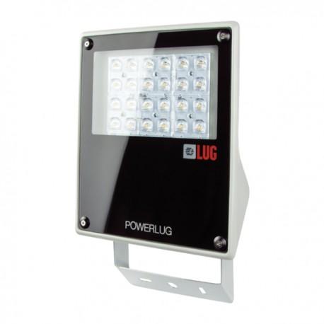 Naświetlacz LED Lug PowerLug Mini LED 57 W 740 sm 25 st. szary