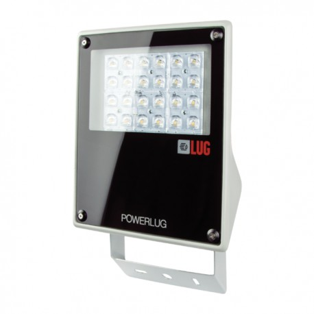 Naświetlacz LED Lug PowerLug Mini LED 27 W 740 sm 50 st. szary