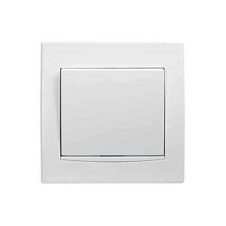 Łącznik schodowy IP44 Schneider Anya AYA0400521 biały