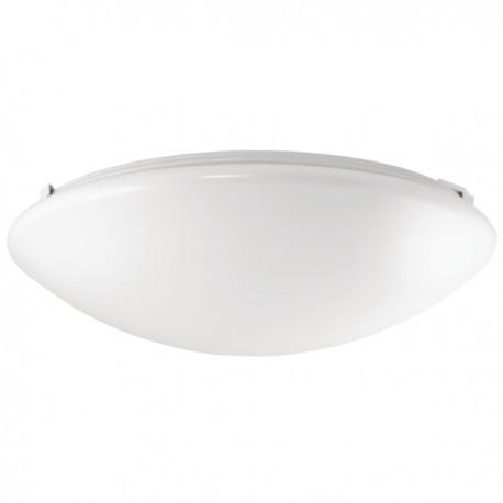 Plafon LED Lug Ambra LED 390 ED 25 W biały 830 z czujnikiem ruchu biały
