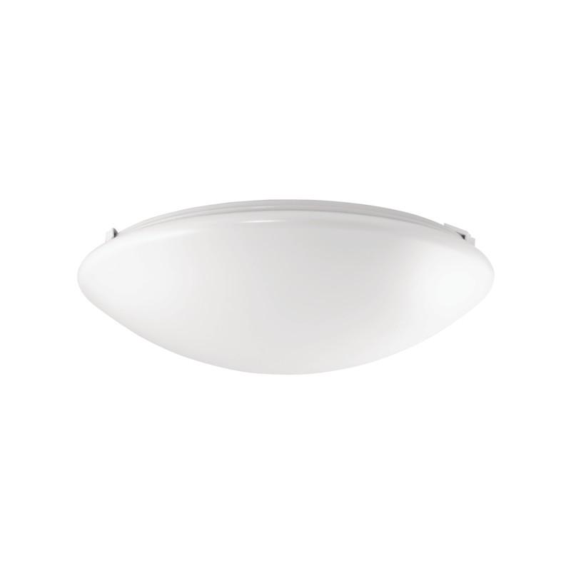 Plafon LED Lug Ambra LED 390 ED 25 W biały 840 z czujnikiem ruchu biały