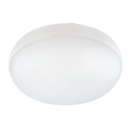 Plafon LED Lug Plao LED 260 ED 10 W 830 z czujnikiem ruchu biały
