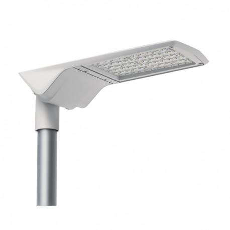 Lampa uliczna LED Lug Urbano LED ED 166 W 740 O4 reg 0-(+15)° szary