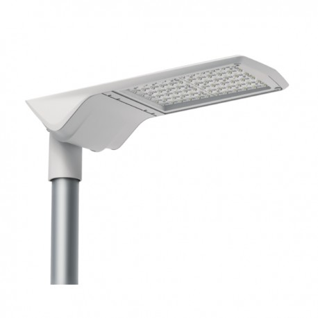 Lampa uliczna LED Lug Urbano LED ED 206 W 740 O1 reg 0-(+15)° szary