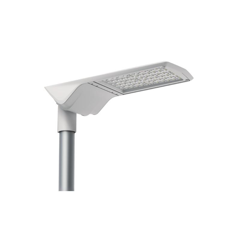 Lampa uliczna LED Lug Urbano LED ED 206 W 740 O2 reg 0-(+15)° szary